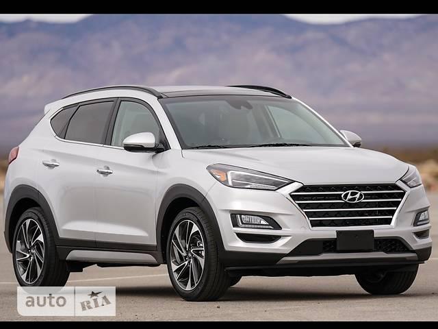 Hyundai Tucson 1.6T-GDI АТ (177 л.с.) 4WD Elegance