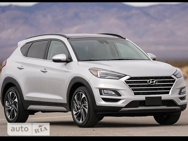 Hyundai Tucson 1.6 CRDi 7DCT (136 л.с.) Top Panorama