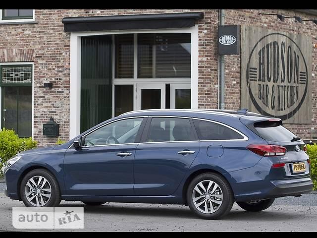 Hyundai i30 1.6 AT (130 л.с.) Comfort