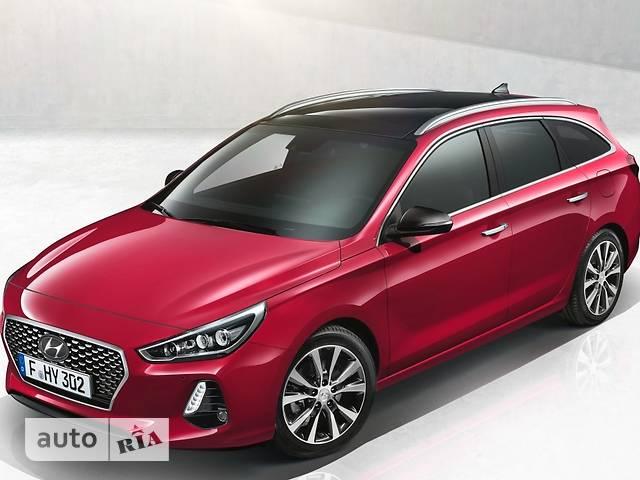 Hyundai i30 1.6 AT (130 л.с.) Style