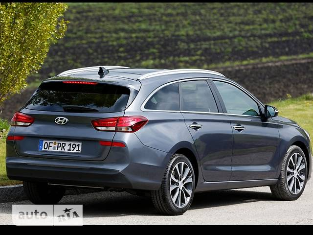 Hyundai i30 1.6 AT (130 л.с.) Style