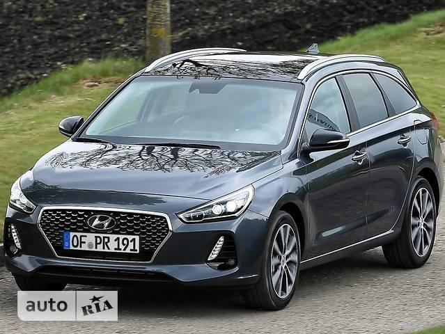 Hyundai i30 1.6 AT (130 л.с.) Premium