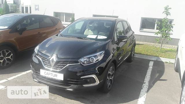 Renault Captur New 1.5D АТ (90 л.с.) Zen