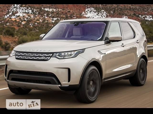 Land Rover Discovery 5 2.0 Si6 AT (300 л.с.) 4WD S