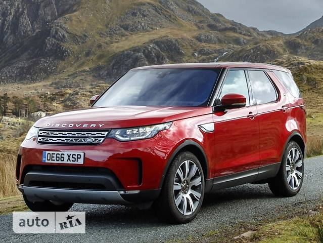 Land Rover Discovery 5 3.0 SD4 AT (306 л.с.) 4WD HSE
