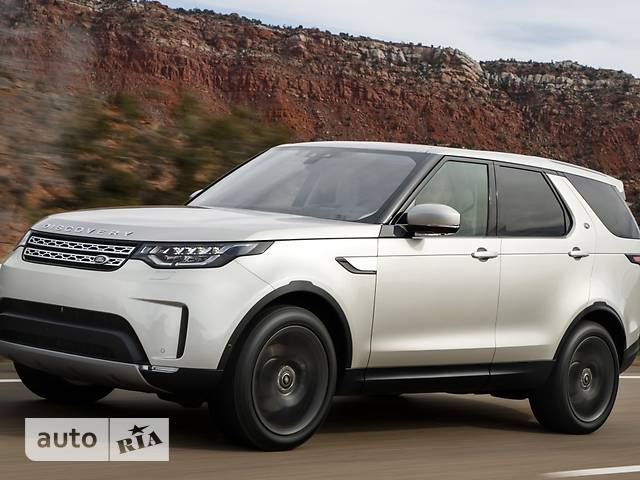 Land Rover Discovery 5 2.0TD AT (180 л.с.) 4WD S