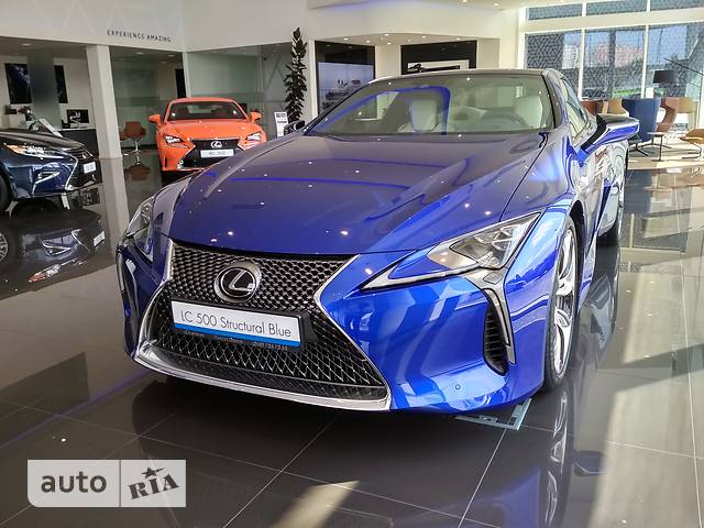 Lexus LC 500 AT (477 л.с.) Limited Edition