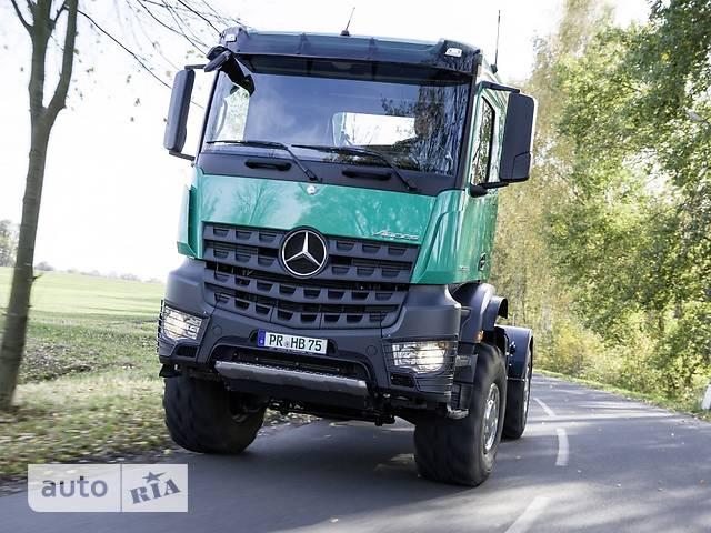 Mercedes-Benz Arocs 2042 АS AT (421 л.с.) 4х4