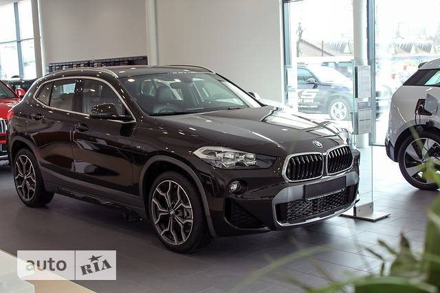 BMW X2 F39 20i DCT (192 л.с.) sDrive