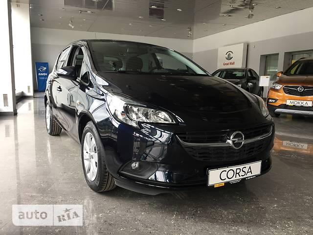 Opel Corsa 1.4 MT (90 л.с.) Enjoy