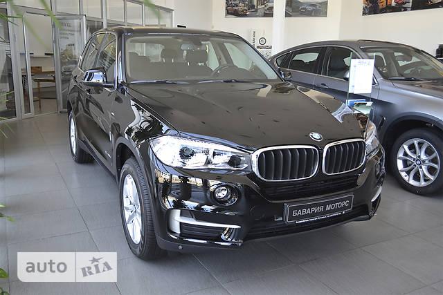 BMW X5 F15 25d AT (231 л.с.) xDrive base