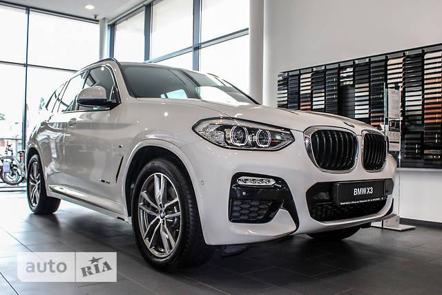 BMW X3 G01 30i AT (252 л.с.) xDrive