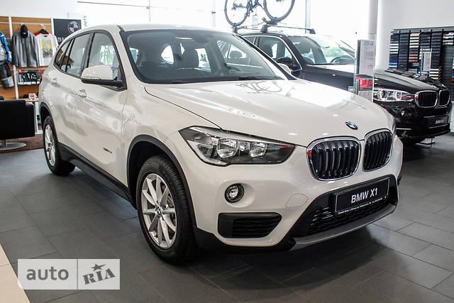 BMW X1 F48 18i AT (136 л.с.) sDrive