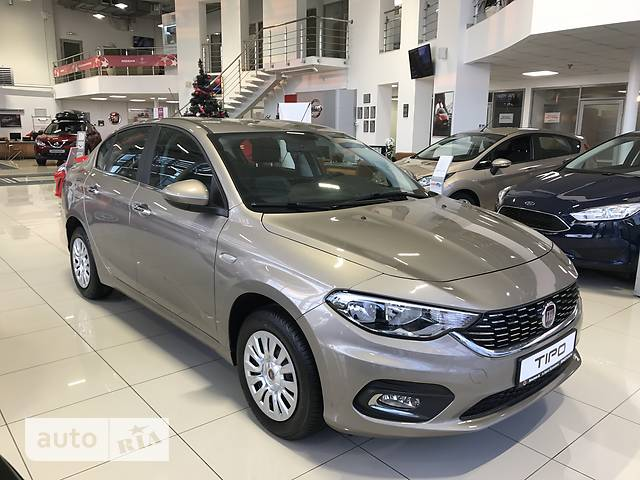 Fiat Tipo 1.4 МТ (95 л.с.) Mid plus