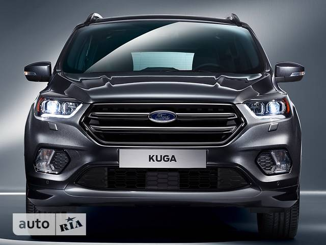 Ford Kuga New 1.5D AT (120 л.с.) Business