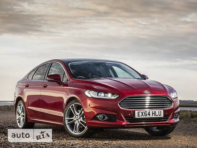 Ford Mondeo New 1.5 Ecoboost AT (165 л.с.) Lux