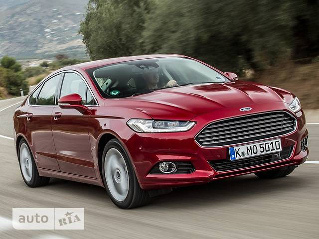 Ford Mondeo New 1.5 Ecoboost AT (165 л.с.) Business