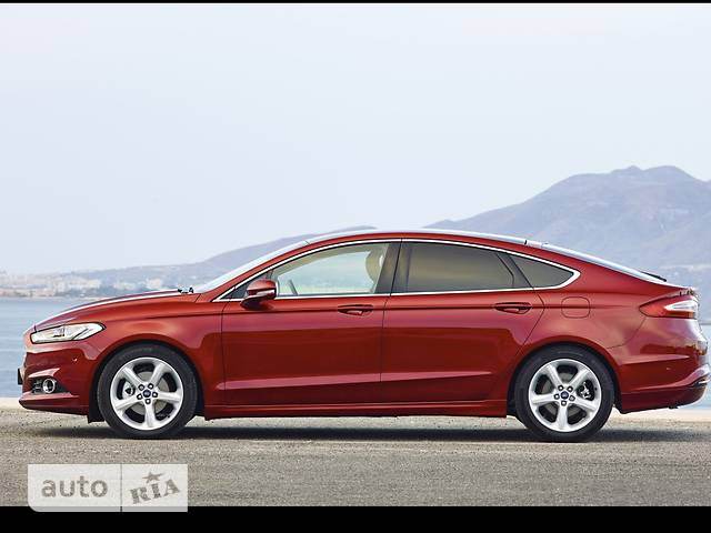 Ford Mondeo New 2.0D AT (150 л.с.) Business