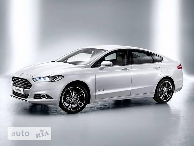Ford Mondeo 2.0 HEV CVT (187 л.с.) Titanium