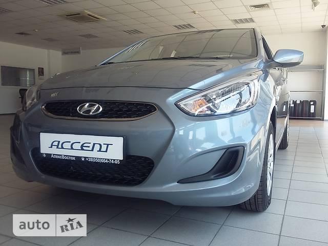 Hyundai Accent HC 1.4 MPI MT (100 л.с.) Active+