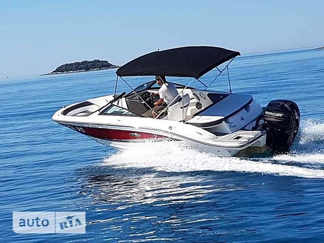Sea Ray SPX 210 OB 6.5