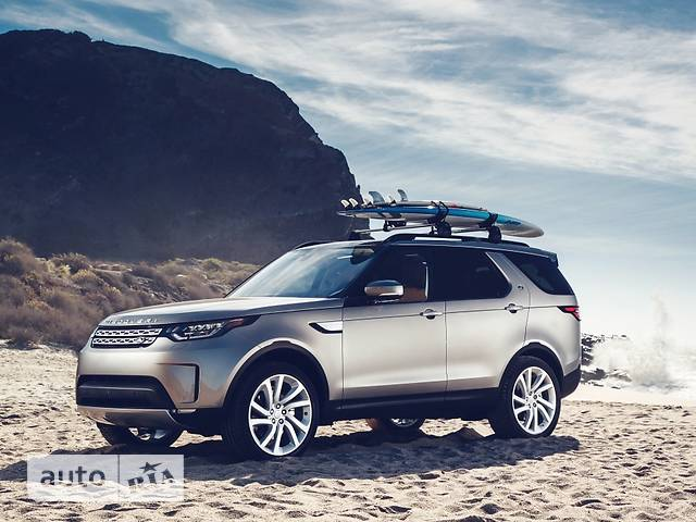 Land Rover Discovery 5 2.0 SD4 AT (240 л.с.) 4WD SE