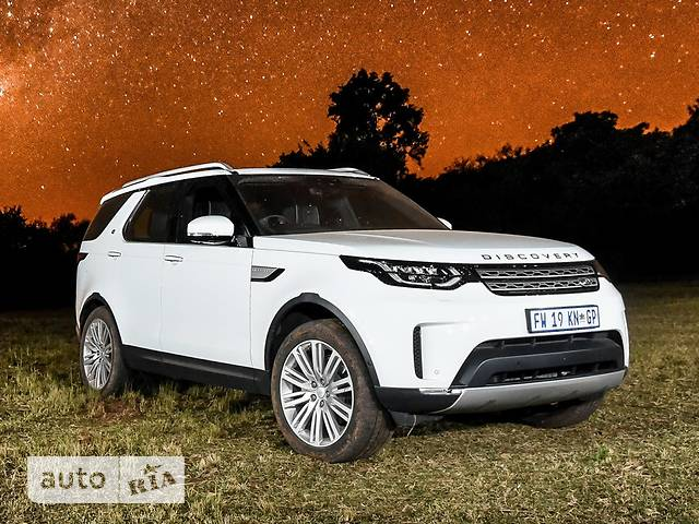 Land Rover Discovery 5 3.0TD AT (258 л.с.) 4WD HSE