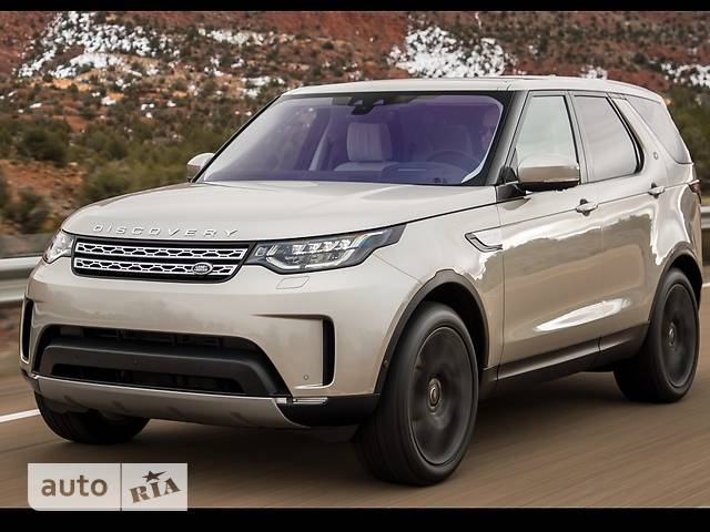 Land Rover Discovery 5 2.0TD AT (180 л.с.) 4WD SE
