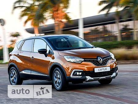 Renault Captur New 0.9 MТ (90 л.с.) Zen