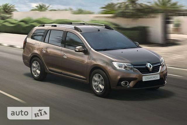 Renault Logan New 0.9TCe 5РКП (90 л.с.) Zen