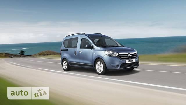 Renault Dokker пасс. 1.5D МТ (90 л.с.) Expression
