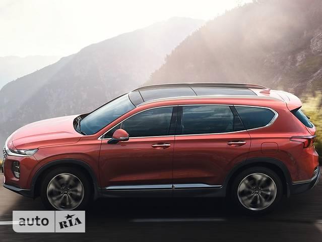 Hyundai Santa FE 2.2 CRDi AT (200 л.с.) AWD Top