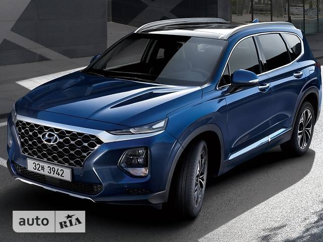 Hyundai Santa FE 2.2 CRDi AT (200 л.с.) AWD Top