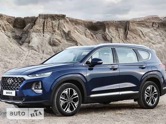 Hyundai Santa FE 2.2 CRDi AT (200 л.с.) AWD Top Panorama Brown