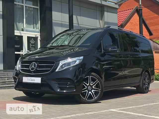 Mercedes-Benz V-Class V 250d AT (190 л.с.) 4Matic Long AVG