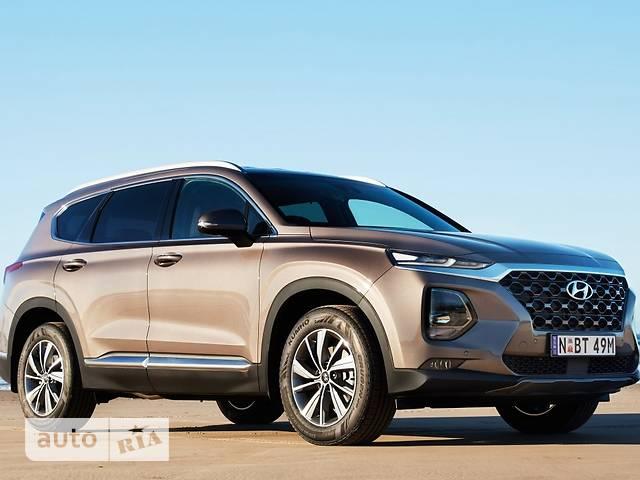 Hyundai Santa FE 2.2 CRDi AT (200 л.с.) AWD Prestige Brown