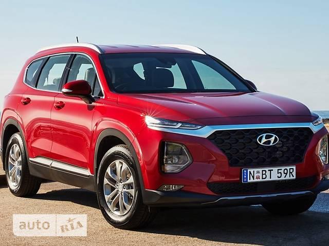 Hyundai Santa FE 2.2 CRDi AT (200 л.с.) Family