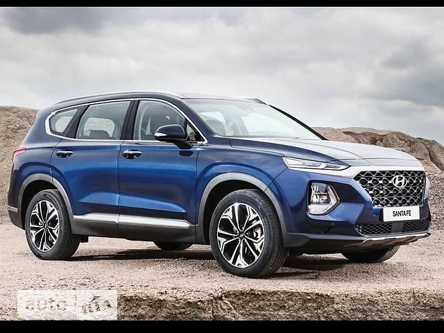 Hyundai Santa FE 2.2 CRDi AT (200 л.с.) AWD Top Special Brown