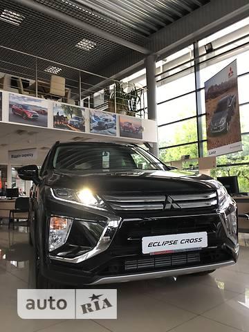 Mitsubishi Eclipse Cross 1.5T CVT (150 л.с.) Intense