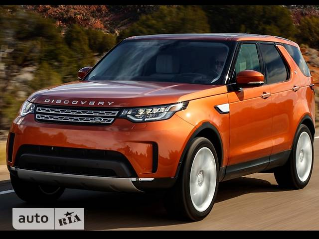 Land Rover Discovery 5 2.0 Si6 AT (300 л.с.) 4WD HSE