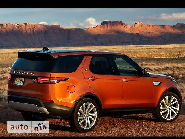 Land Rover Discovery 5 2.0 SD4 AT (240 л.с.) AWD HSE