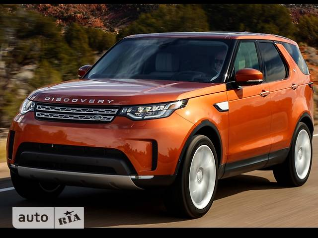 Land Rover Discovery 5 2.0 SD4 AT (240 л.с.) 4WD HSE