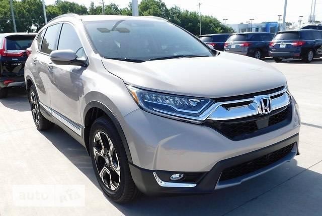 Honda CR-V 1.5T CVT (190 л.с.) AWD