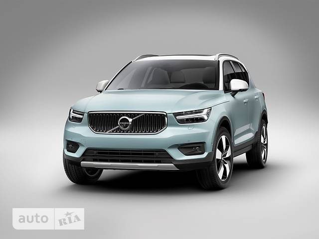 Volvo XC40 T4 2.0 AT (190 л.с.) Kinetic