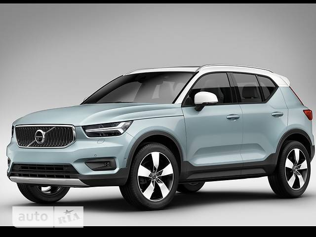 Volvo XC40 D3 2.0 MT (150 л.с.) Kinetic