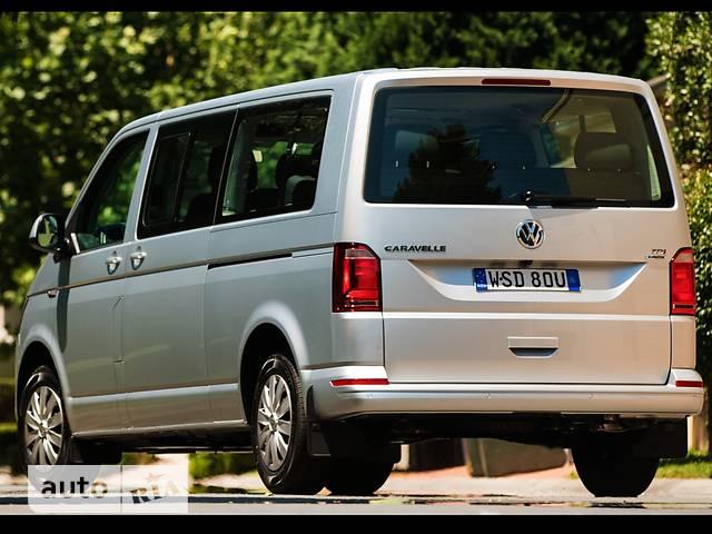 Volkswagen Caravelle New Common Rail 2.0 l TDI MT (103kW) 3400 L2H1 Saksonia