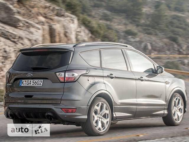 Ford Kuga New 1.5D AT (120 л.с.) ST-Line