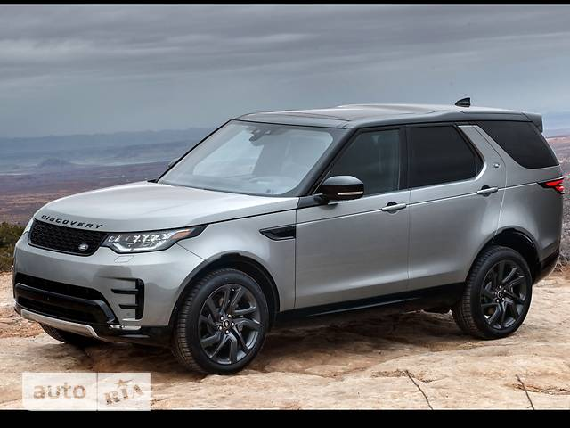 Land Rover Discovery 5 3.0 SD4 AT (306 л.с.) 4WD HSE Luxury