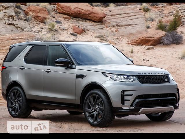 Land Rover Discovery 5 3.0TD AT (258 л.с.) 4WD HSE Luxury