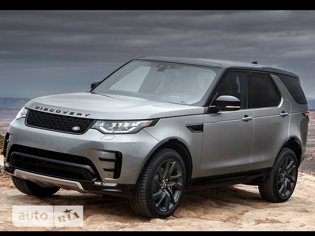 Land Rover Discovery 5 2.0 SD4 AT (240 л.с.) 4WD HSE Luxury